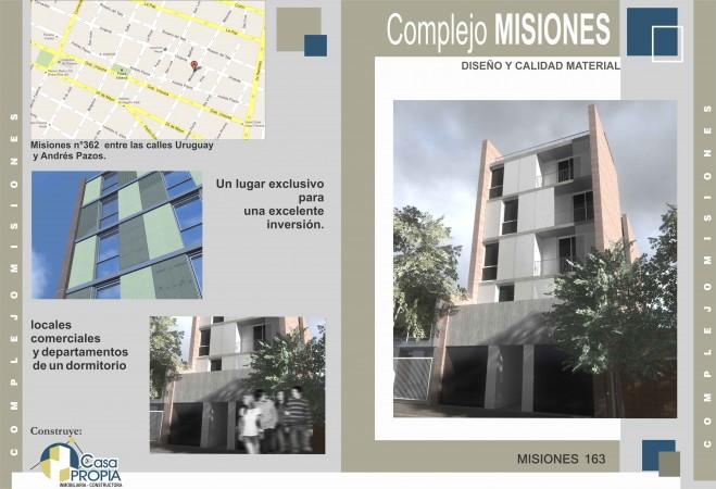 MISIONES 163